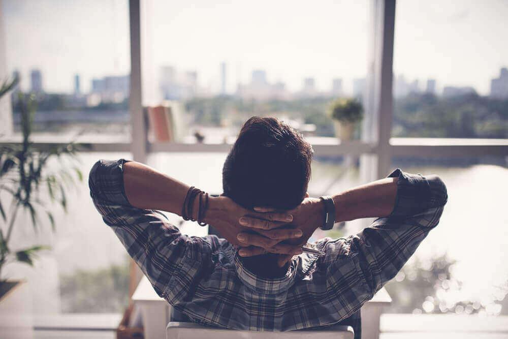 eroon unettomuudesta rentoutumalla