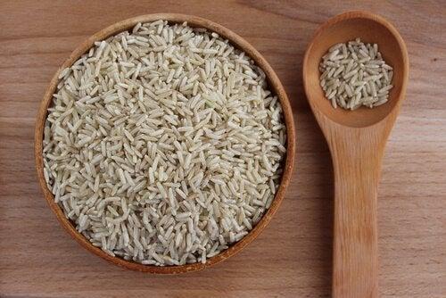 Riisi voi sisältää paljon arseenia