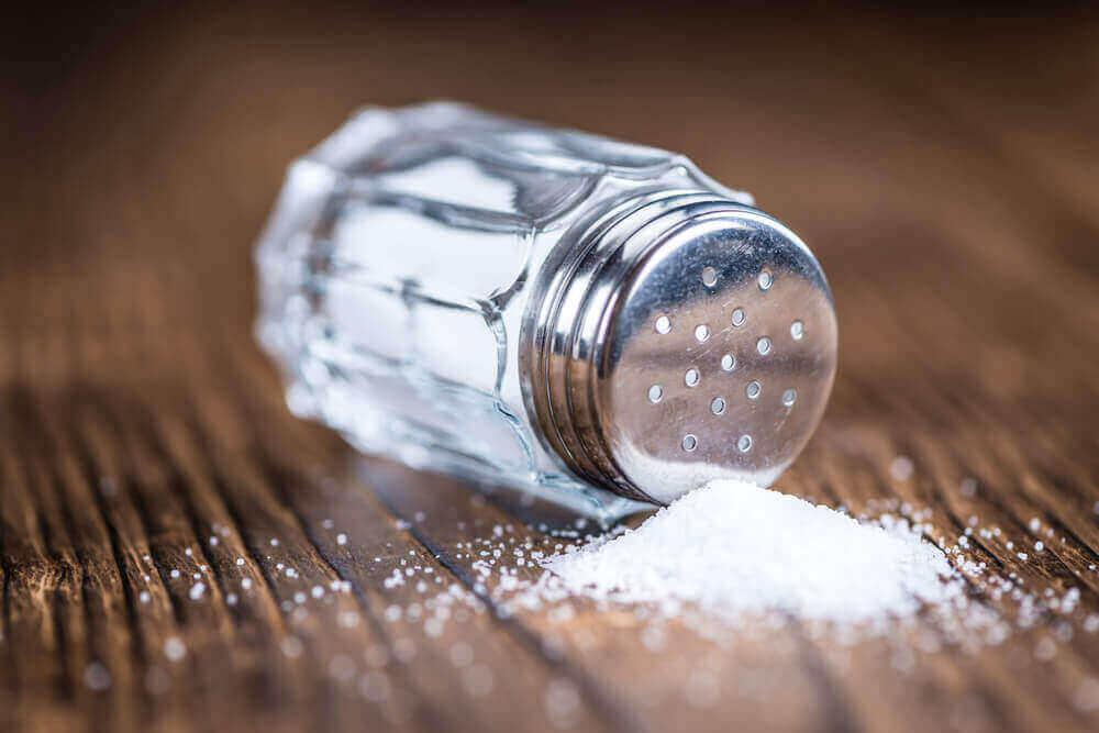 vähän suolaa