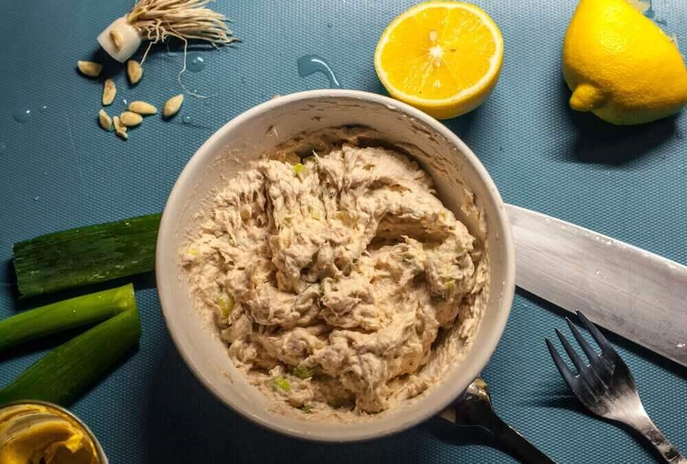 syö tonnikalaa lihasten vahvistamiseksi