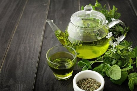 vihreä tee haiman terveyden edistäjänä