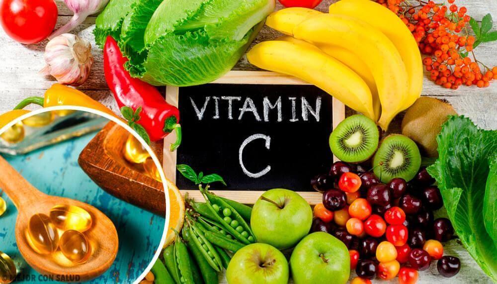 C-vitamiini vahvistaa immuunijärjestelmää
