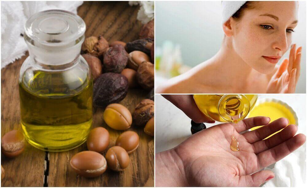 6 tapaa hyödyntää arganöljyä ihonhoidossa