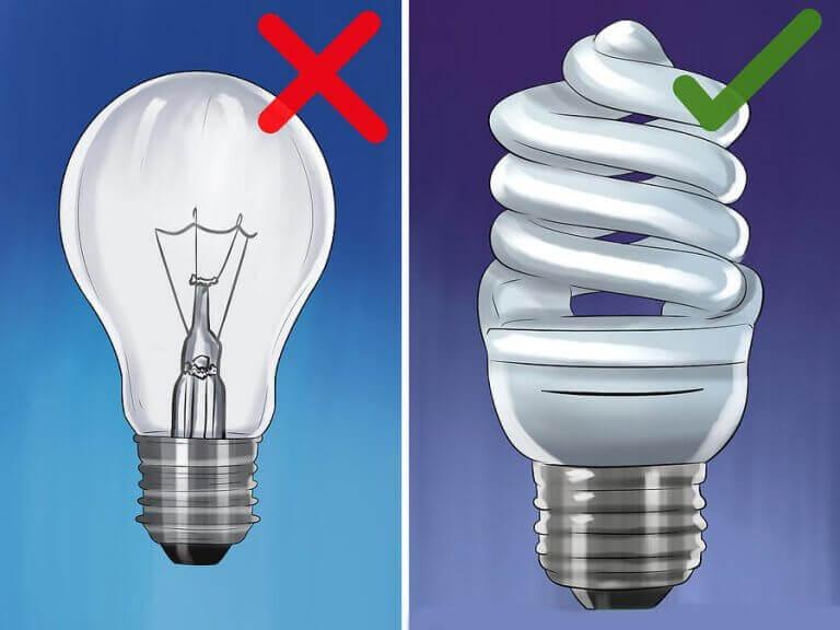 7 hyvää keinoa säästää sähköä