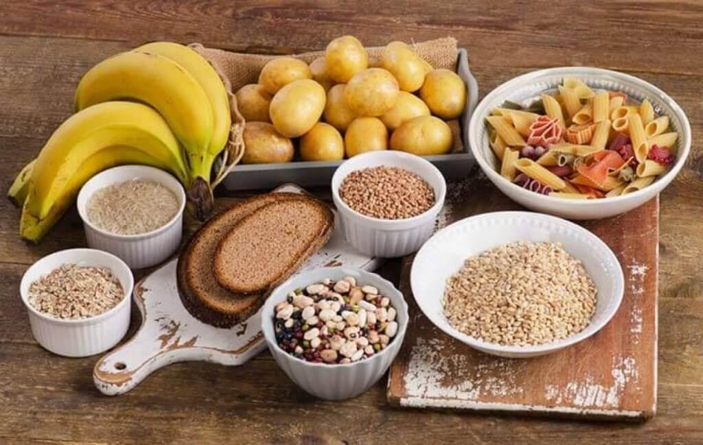 hiilihydraatit ja tärkkelykset