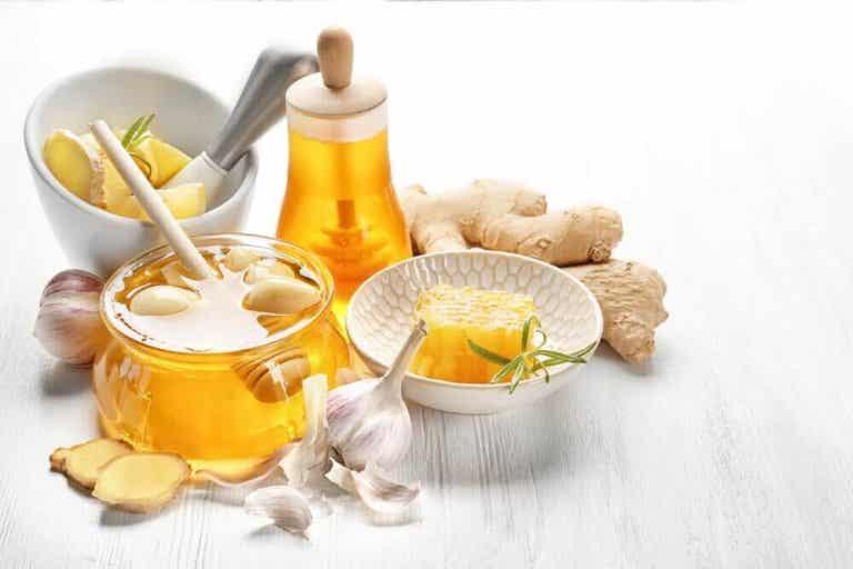 Inkivääri-valkosipuli-hunajahoito korkeaan kolesteroliin