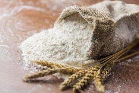 Valkaistut jauhot lisäävät tulehdusta