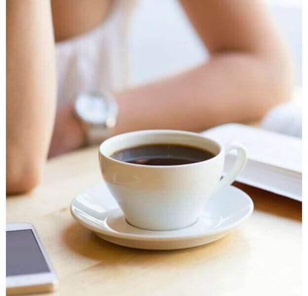 Kahvi on peräisin Etiopiasta