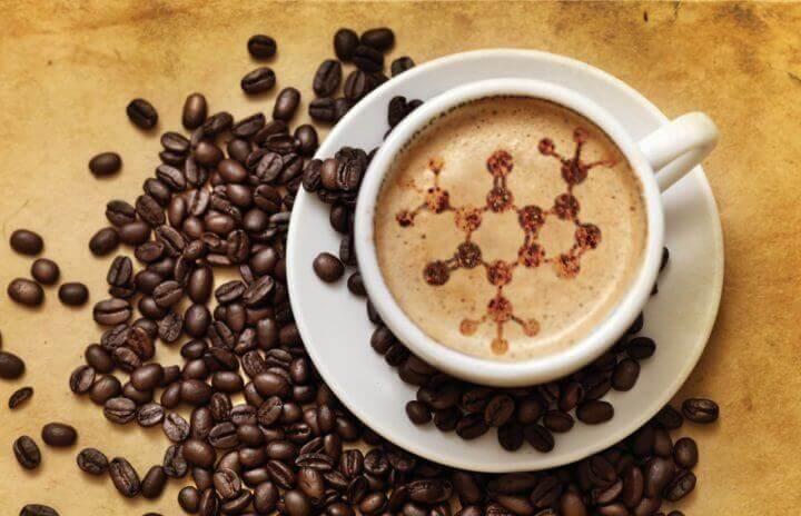 kahvista valmistuu maukkaita reseptejä