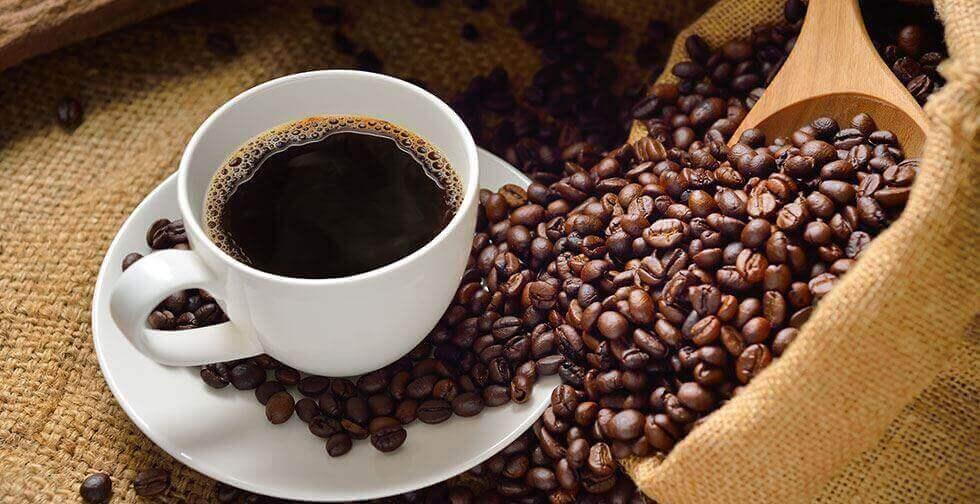 Kahvia on kahta päälaatua
