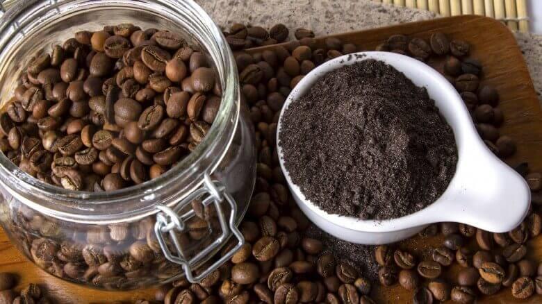 kahvista voi valmistaa leipää
