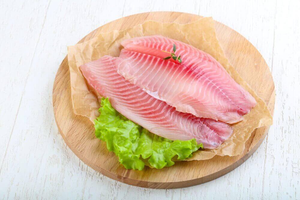 Kala auttaa parantamaan silmien terveyttä