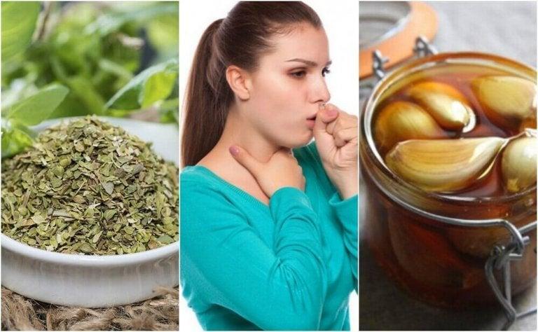 5 luontaishoitoa keuhkoputkentulehduksen oireiden helpottamiseksi