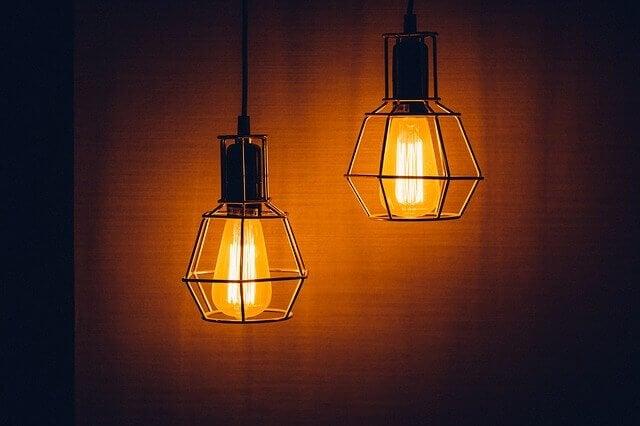 Oikeanlainen lamppu säästää sähköä