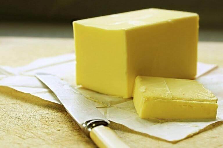 margariini on sydämelle haitallista ruokaa