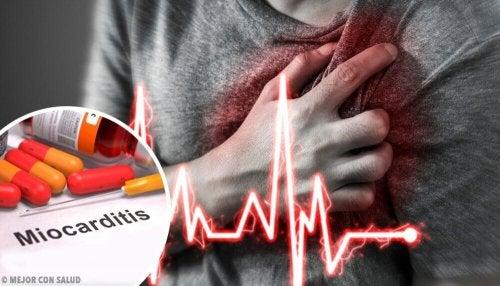 Myokardiitti: syyt, oireet ja hoito