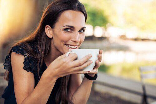 Moni juo kahvia päivittäin