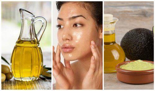 Oliiviöljystä saa hiusnaamion sähköisille hiuksille