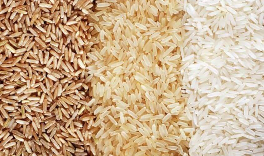 erilaisia riisejä