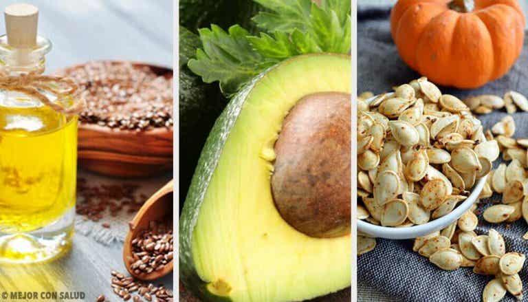 10 terveellisintä rasvaa