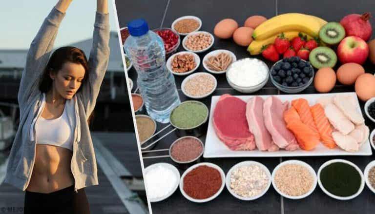 Terveellisiä ruokia, joista keho kiittää