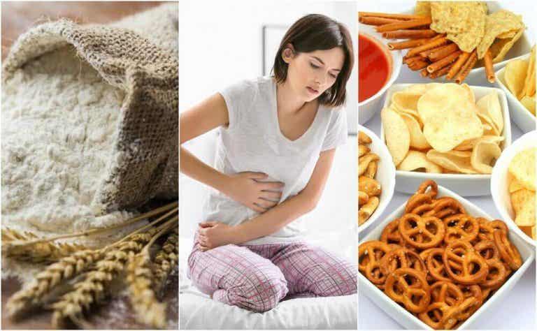 Ruokia, jotka lisäävät tulehdusta kehossa