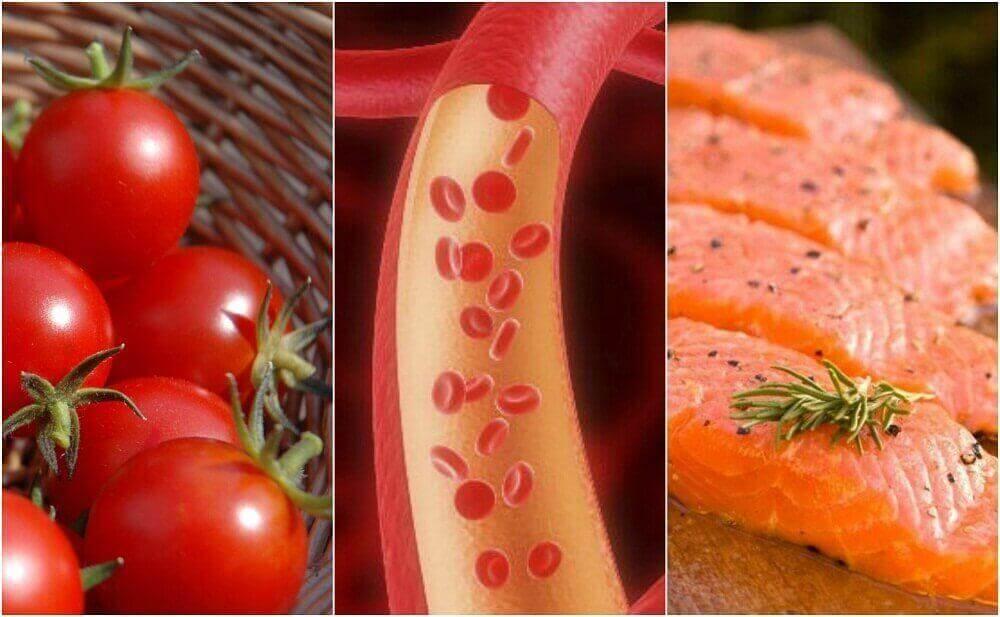 8 valtimoita suojaavaa ruokaa