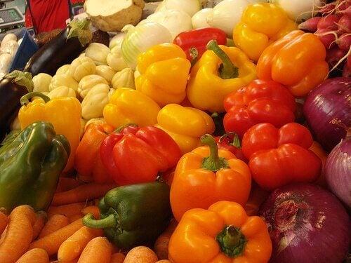 hyaluronihappoa vihanneksista