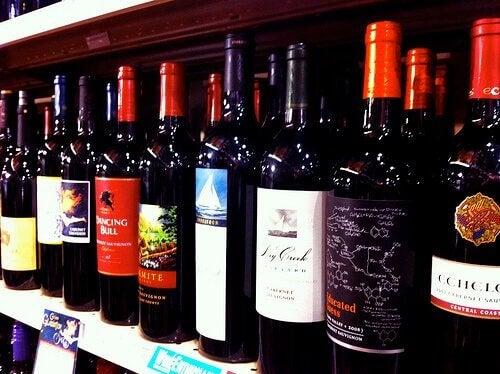 myytit viinistä: kierrekorkit