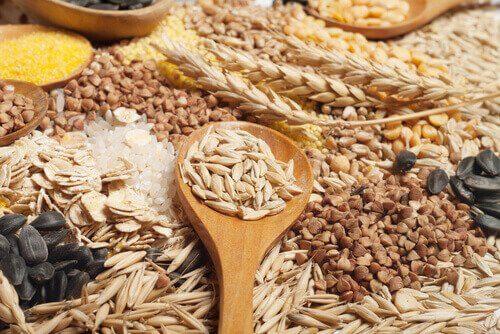 Viljojen ravintoaineet ehkäisevät näön heikkenemistä