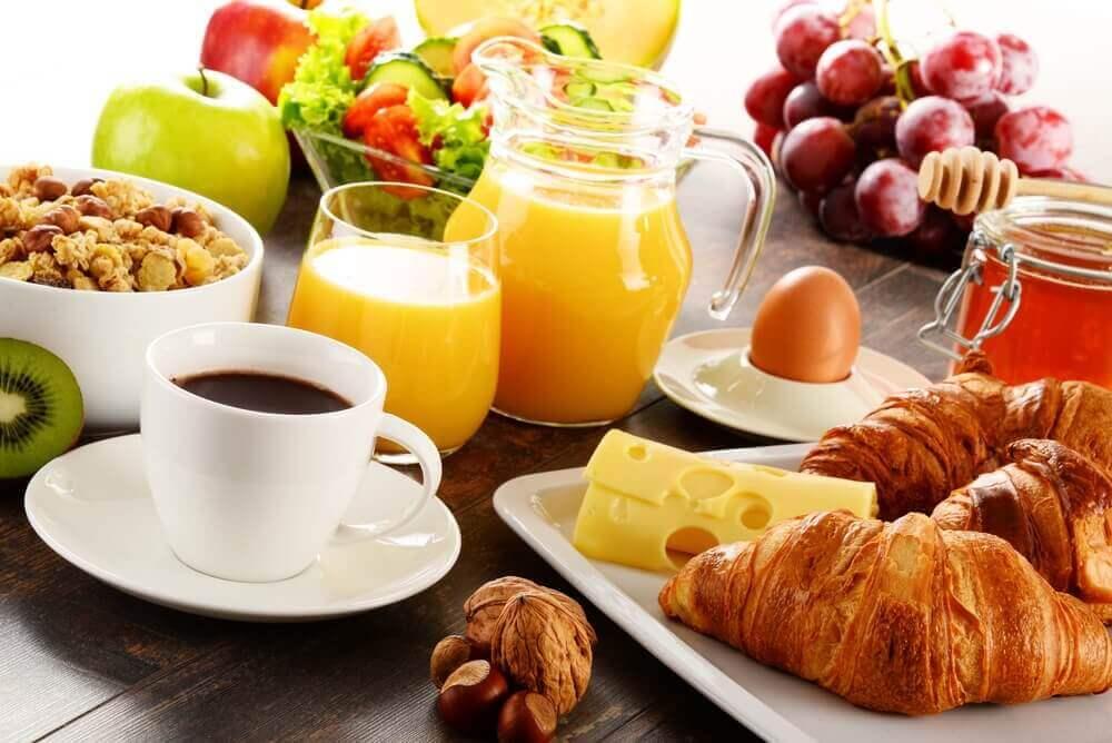 kunnollinen ruokavalio palauttaa energiatasosi