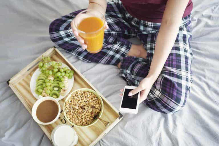 Terveellisimmät ruoat aamiaisella