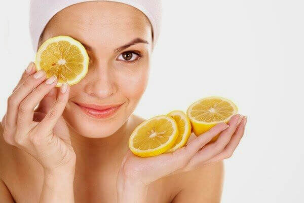 hoida kuivaa ihoa appelsiinilla