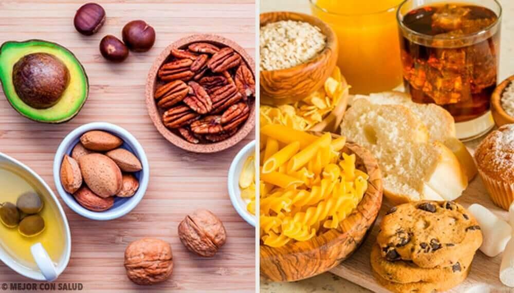 Hyvät hiilihydraatit vs. huonot hiilihydraatit