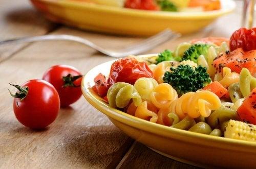 Hitaat hiilihydraatit osana GI-dieettiä