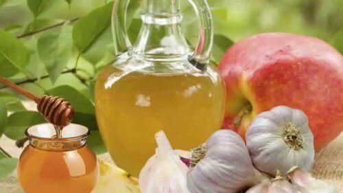 Jotkut ruoka-aineet ovat luonnollisia antibiootteja