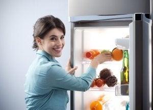 jääkaappi järjestykseen