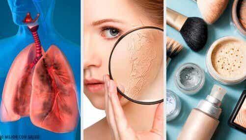 10 yllättävää tekijää, jotka kuivattavat ihoa