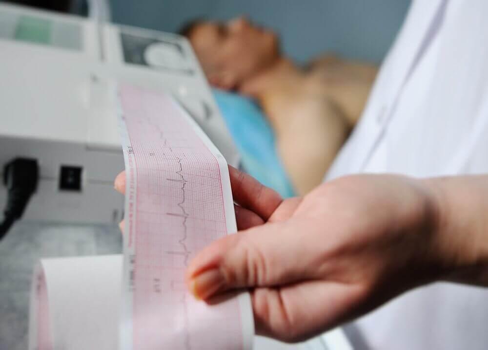 EKG:llä voi tunnistaa sydäninfarktin