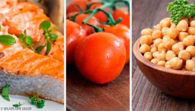 7 ruokaa, joiden avulla elät pidempään