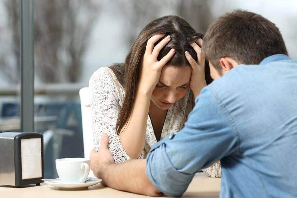 On-off -parisuhde vahingoittaa