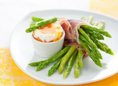 parsa ja kananmuna
