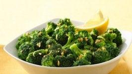 parsakaalia ja sitruunaa