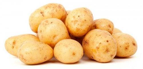 kilpirauhasten hyvinvointia edistävä peruna