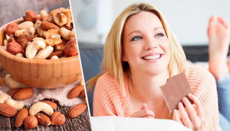 Lohturuoka: onko olemassa mielialaa nostavia ruokia?