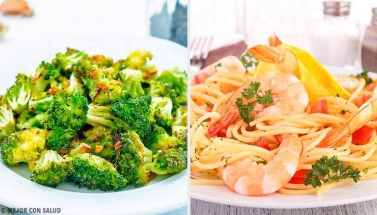 5 täyttävää ruokaa ruoanhimon hallintaan