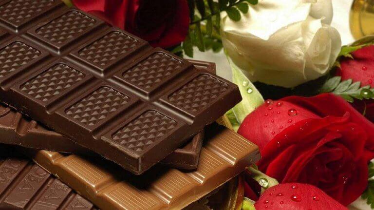 suklaa on hyväksi iholle