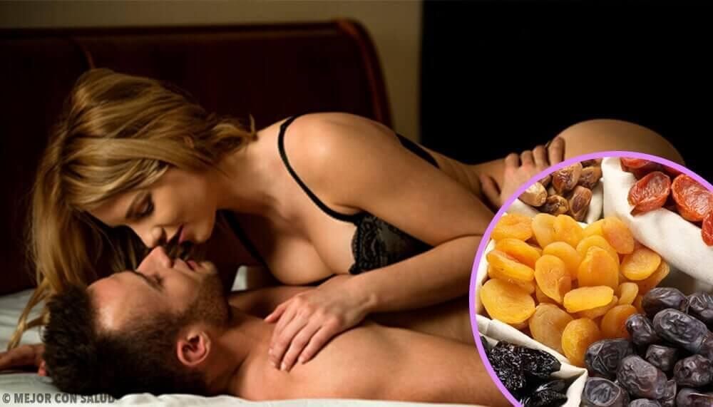 6 naisen sukupuoliviettiä lisäävää ruokaa