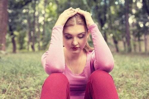 Kuinka parantaa oloa surullisena