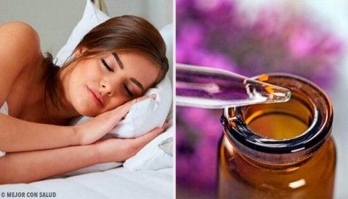 Luontaishoitoja unettomuuteen ja parempaan uneen